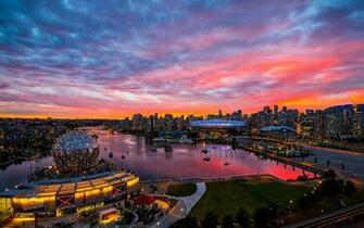 Vancouver City Canada amazing wallpaper vancouver