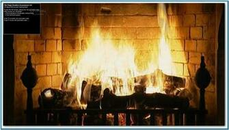 Fireplace screensavers with sound   Download