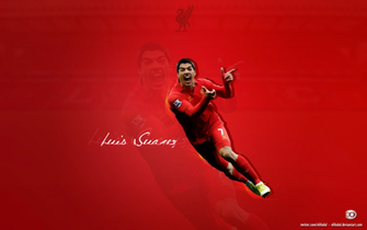 Luis Suarez Wallpaper by elifodul