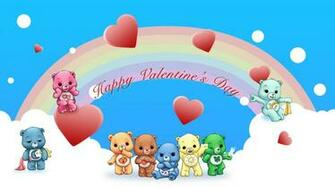 Cute Greeting Happy Valentine Day Wallpaper Desktop Wallpaper with