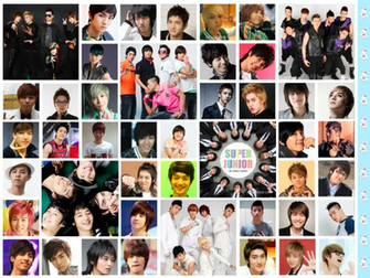 Kpop Collage Wallpaper Kpop Collage Desktop Background