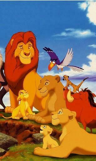 Lion King Iphone Wallpaper The lion king live wallpaper