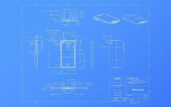 Blueprint iphone wallpaper 6 41468 Full Size HDesktopscom