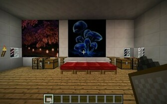 Wallpaper DB Art For Your Minecraft Homes Minecraft Create Your Own