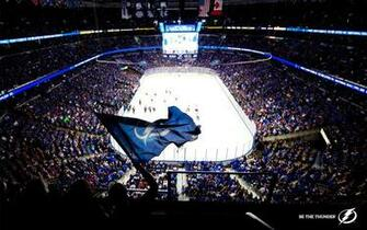 Tampa Bay Lightning images Be the Thunder HD wallpaper and