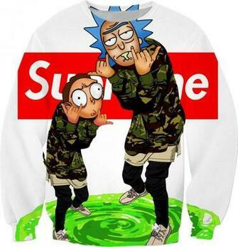 Rick and Morty Supreme