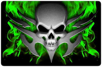 Cool Flaming Skull Wallpapers Photo Flaming Winged Skull HD Walls