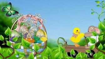 animated easter wallpaper which is under the easter wallpapers