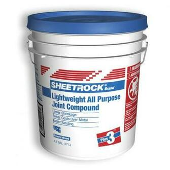Gallon Premixed Lightweight Drywall Joint Compound at Lowescom
