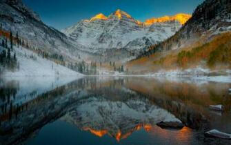 Aspen Mountain Colorado 2880 x 1800 Retina Display Wallpaper