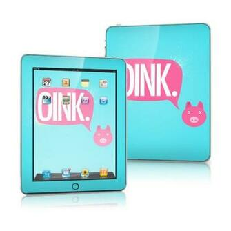 iPad skins iPad 1st Generation Oink 2 skin for iPad 1st Generation