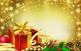 Download Christmas Decorations wallpaper Christmas gifts