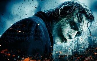 THE DARK KNIGHT Ledger Joker All The Way HEMRAJ SINGH