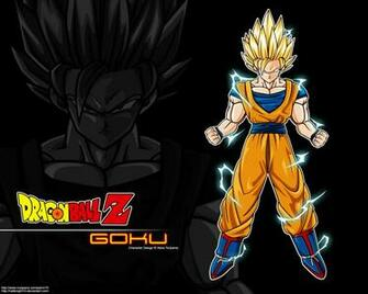 super saiyan 2 goku wallpaper by hellknight10 fan art wallpaper movies