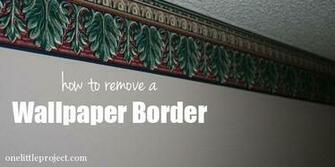 How To Remove A Wallpaper Border From Wallpaper Apps Directories