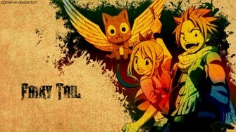 Fairy Tail Wallpaper 02 by Admin E