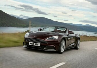 2015 Aston Martin Vanquish Volante Car Price in Pakistan Wallpapers