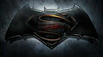 Related Wallpaper for Best Batman Vs Superman Logo Wallpaper Downlaod