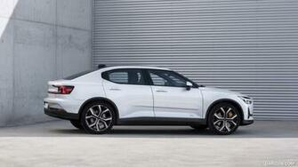 2020 Polestar 2   Side HD Wallpaper 4