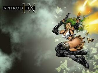 Aphrodite IX   Femme Fatales Wallpaper 21859664