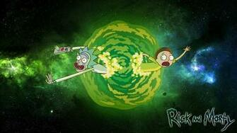 Rick and Morty Wallpapers 25 Wallpapers Adorable
