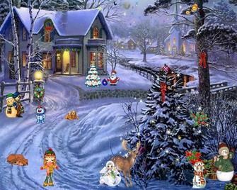 Christmas ScreenSaver 1 1 WALLPAPERS