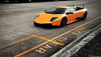 HIGH DEFINITION 1080p wallpapers of Lamborghini