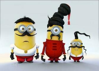 minions Cossacks despicable me 2 wallpapers desktop backgrounds