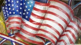 American Flag Independence Day 4K HD Desktop Wallpaper for 4K