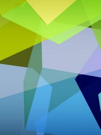 768x1024 Abstract Geometric Colored Shapes Ipad wallpaper