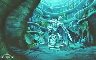 Wallpapers   The Little Mermaid   Walt Disney Characters Wallpaper