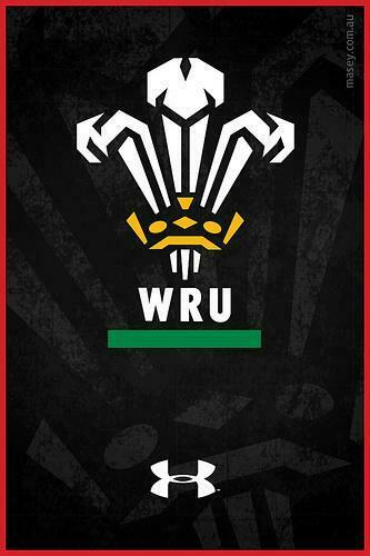 Welsh Rugby iPhone Wallpaper Flickr   Photo Sharing