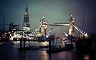 Tower Bridge of London Wallpapers HD Wallpapers