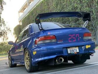 Ayanamieves Estoril Blue II 98 RSTi track toy 2010 LGT daily and