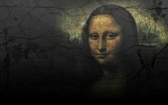 Fonds dcran Mona Lisa tous les wallpapers Mona Lisa