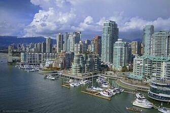 Download wallpaper Vancouver Columbia Canada desktop wallpaper