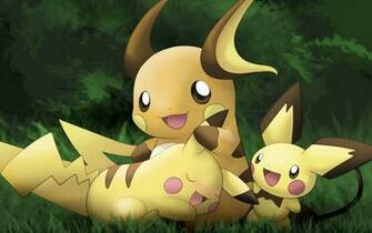27 Pichu Pokmon HD Wallpapers Background Images