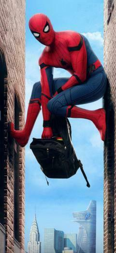 Spider Man Homecoming iPhone Wallpapers   Top Spider Man