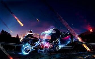 Atv Moto Crash Cars HD Wallpaper 999HDWallpaper Imagenes