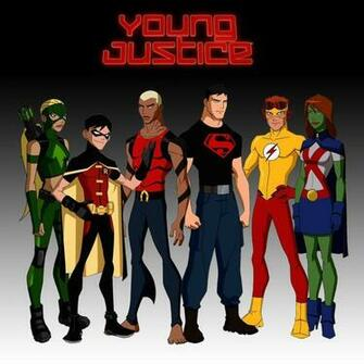Young Justice Wallpapers