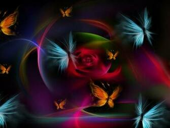 COLORFUL BUTTERFLIES wallpaper   ForWallpapercom