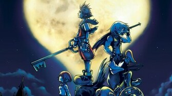 hd wallpaper Kingdom Hearts Wallpaper HD