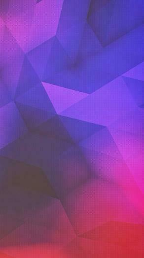 Purple geometric wallpaper [iPhone 55s]