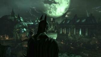 Batman Arkham Asylum Computer Wallpapers Desktop