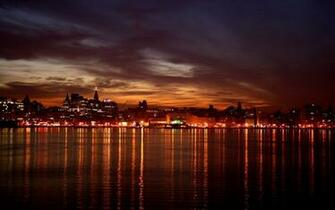 Full HD Wallpapers Night City Lights Wallpapers Pack 3 31