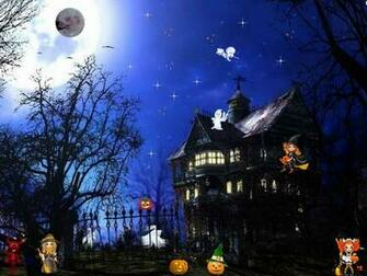 Happy Halloween Screensaver celebrate Happy Halloween with your