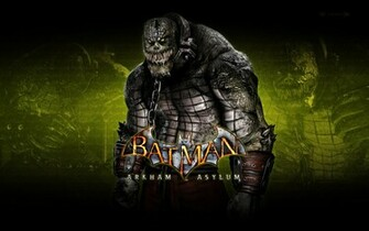 Batman Arkham Asylum HQ High Quality Wallpaper