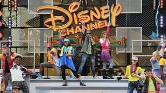 Disney Channel Rocks Desktop Wallpaper 2560x1440