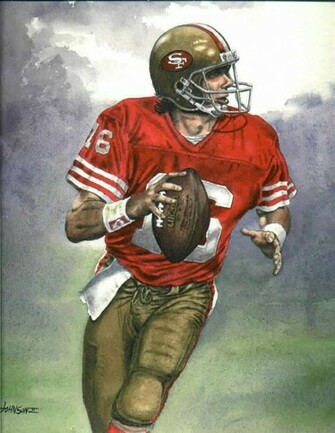 Joe Montana   Wallpaper Image