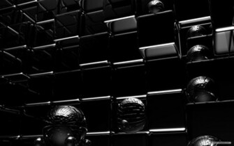black wallpaper 3d black 3d tiles wallpaper black white 3d wallpaper